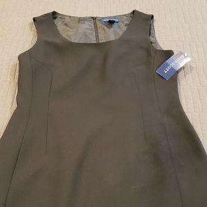 Karen Scott black dress